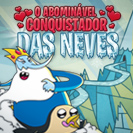 O abominável conquistador das neves