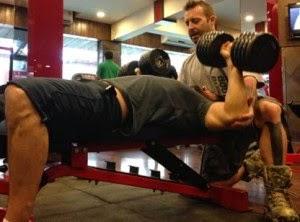 John abraham workout diet plan