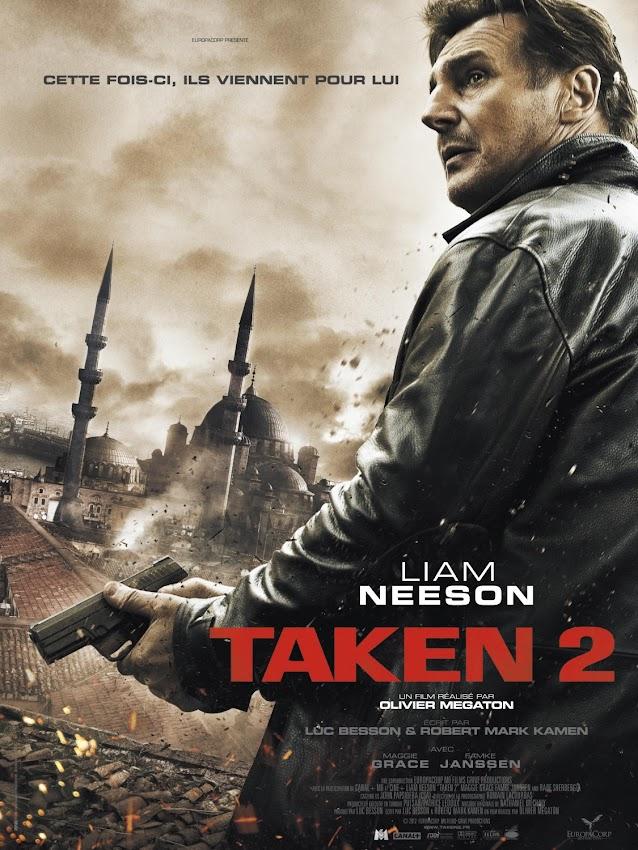 ตัวอย่างหนังใหม่ : Taken 2 (ฅนคม ล่าไม่ยั้ง) ซับไทย