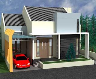 Gambar Rumah Minimalis 1 Lantai yang Modern