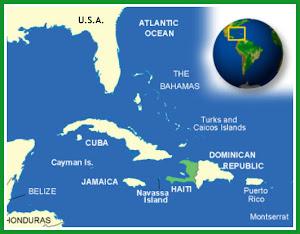 Sejarah Panjang Masuknya Islam di Haiti