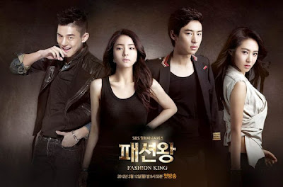 Sinopsis Fashion King Episode 1