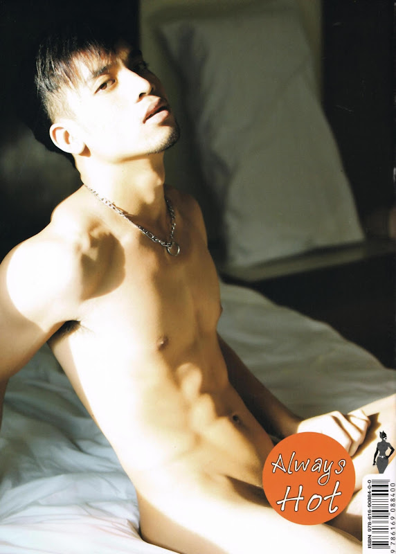 18 Cave Naked Thai Magazine with Hot Asian Cock