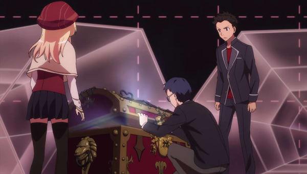 Ryuugajou Nanana no Maizoukin Screenshot