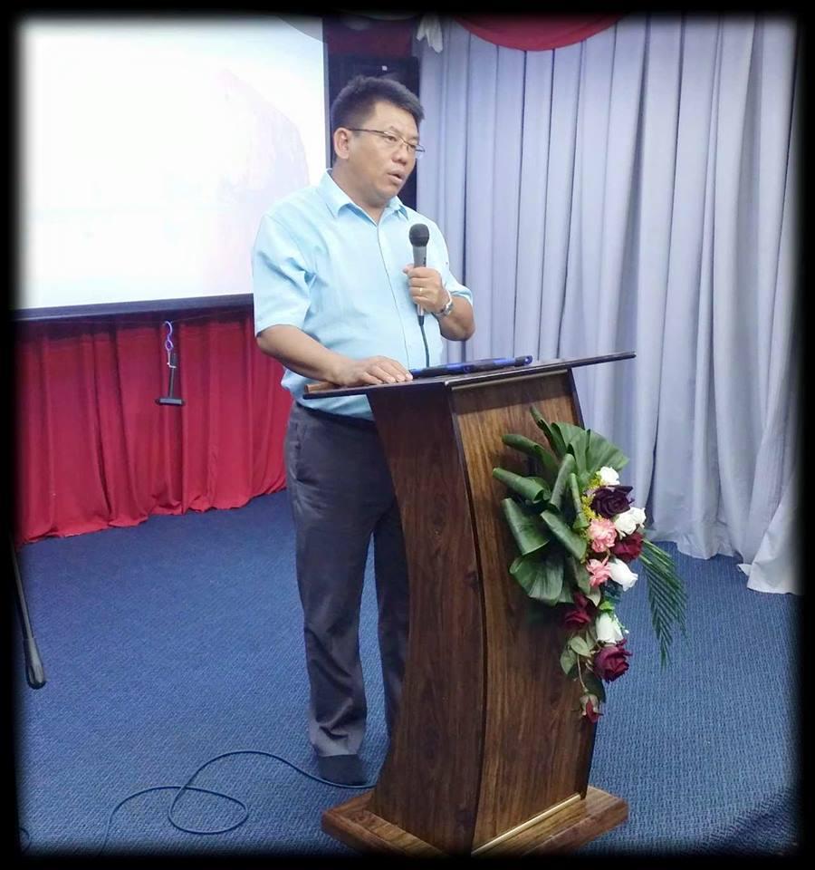 Rev. Dr. Laseng