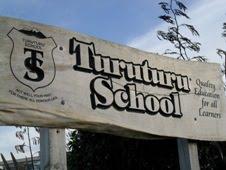 Turuturu School Website