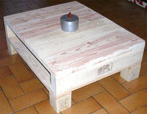 Crafty corner d cembre 2012 for Quoi faire avec une palette en bois