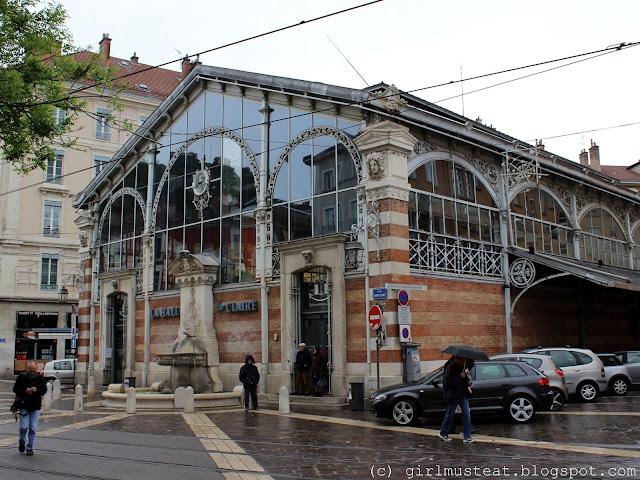 Market Hall, France
