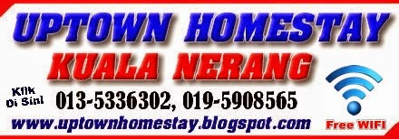 Uptown Homestay Kuala Nerang
