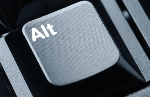 Tampilkan Special Characters dengan Shortcut Keyboard