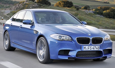 2012-BMW-M5-Series-Front