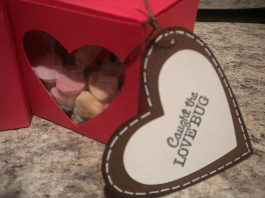 Valentine#39;s Day treat oxes