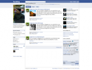 Facebook Html Template. facebook html template its every templates ...