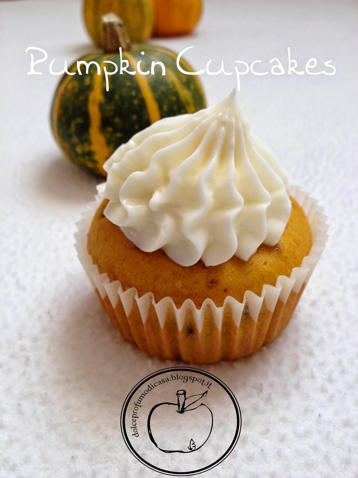 martha stewart's pumpkin cupcakes