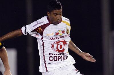 Cristian Marrugo jugaría en el Racing de Avellaneda