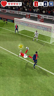 download footbal game new android score hero