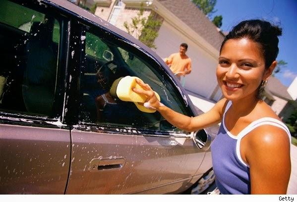 Trucos para lavar tu carro