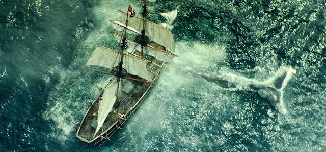 In The Heart Of The Sea (2015) Screenshot