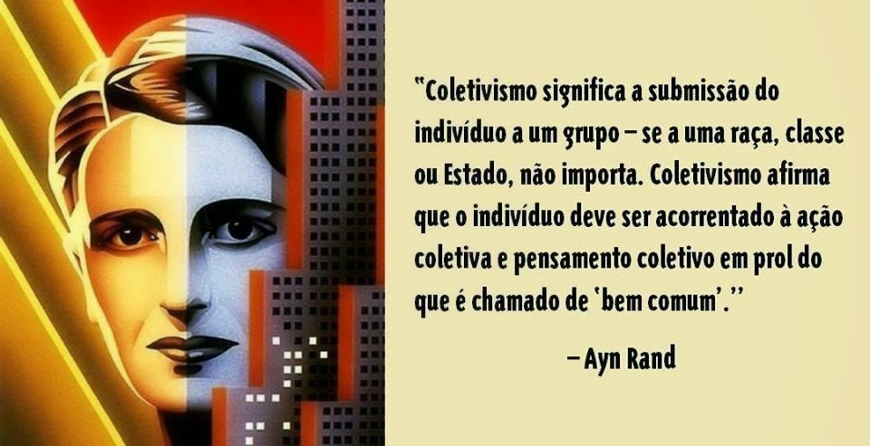 Fala Ayn Rand