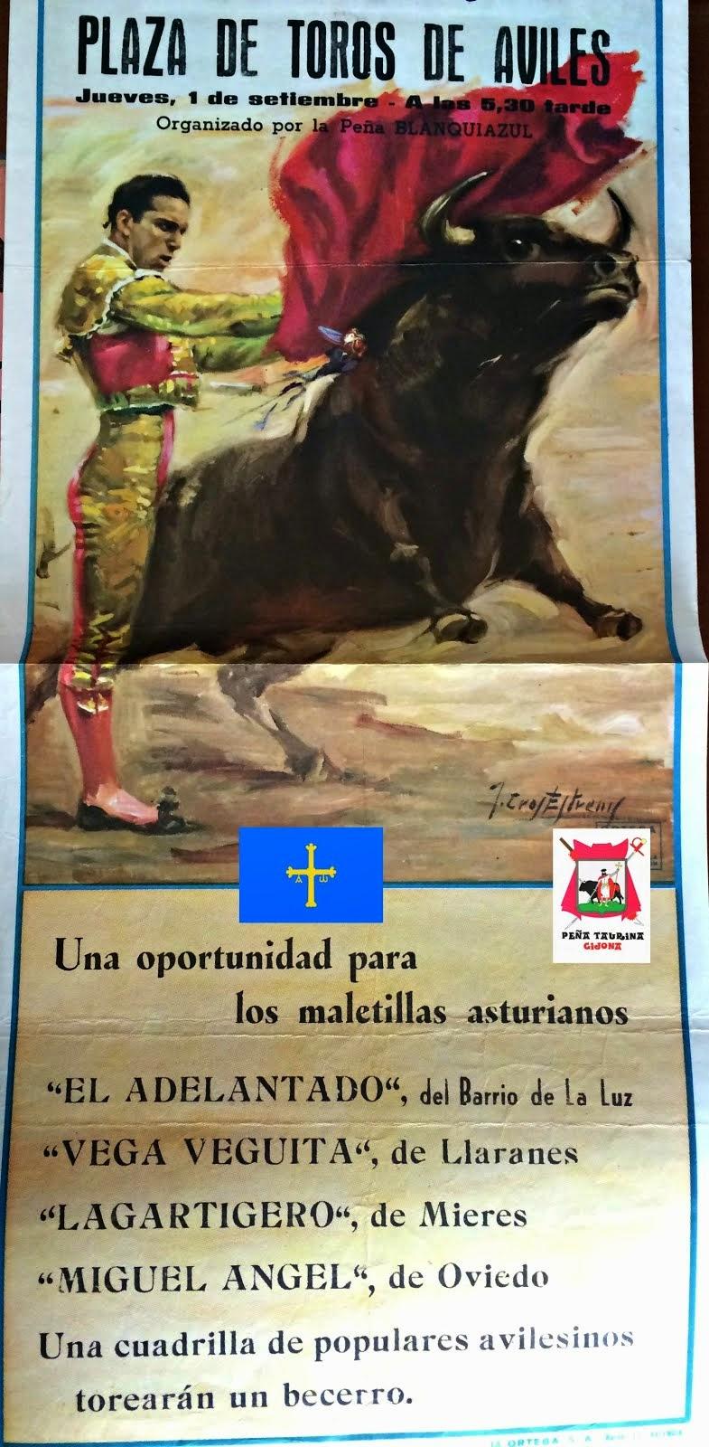 """AVILES TOROS """"La oportunidad"""""""