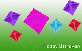 makar sankranti colorful kites HD images