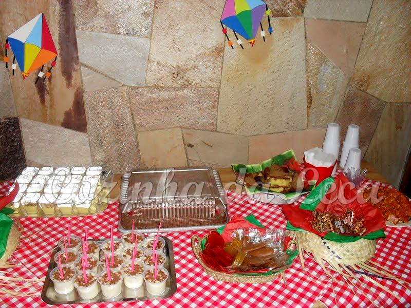 decoracao festa junina simples barata ? Doitri.com
