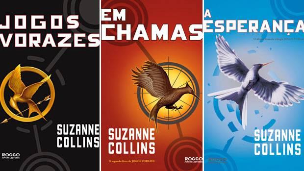 Jogos Vorazes - Todos os Livros Torrent 2008