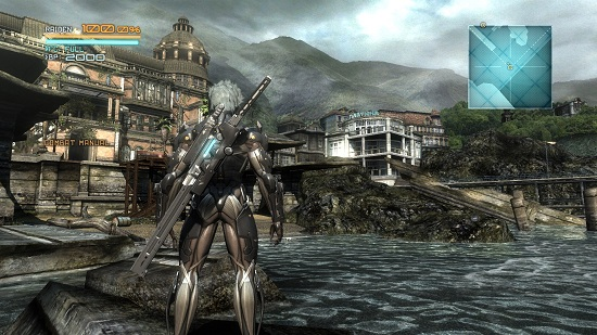 Metal Gear Rising: Revengeance PC Game Full Download.
