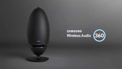 Bocinas Wireless audio 360