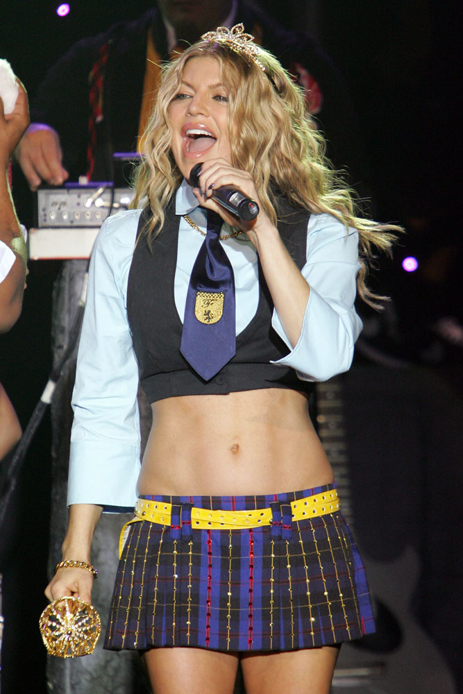 ... APPEARANCES.....Style Network's Style Star Show: Fergie, Miley Cyrus Fergie