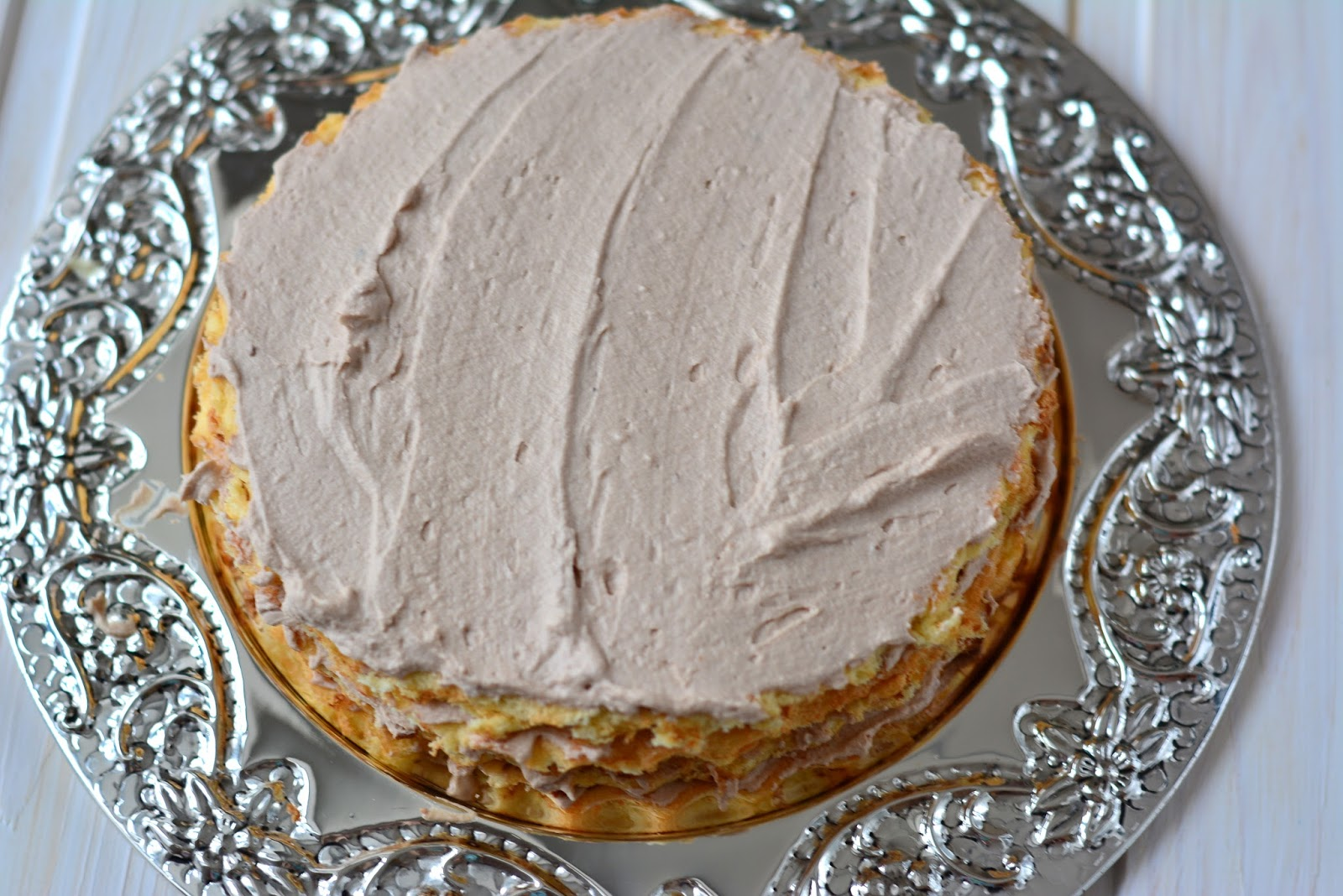 Крем для украшения торта сверху фото