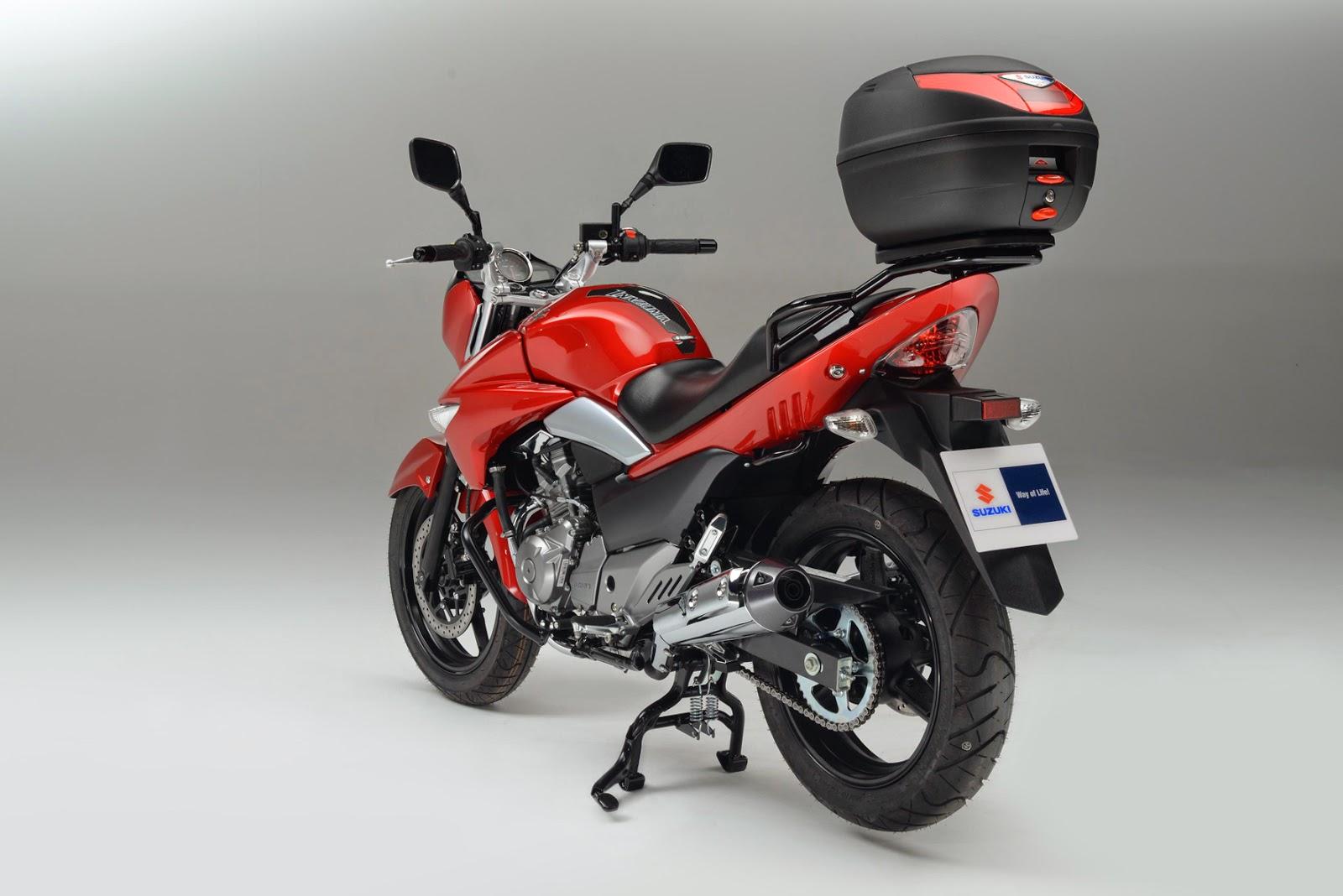 Suzuki Inazuma 2013