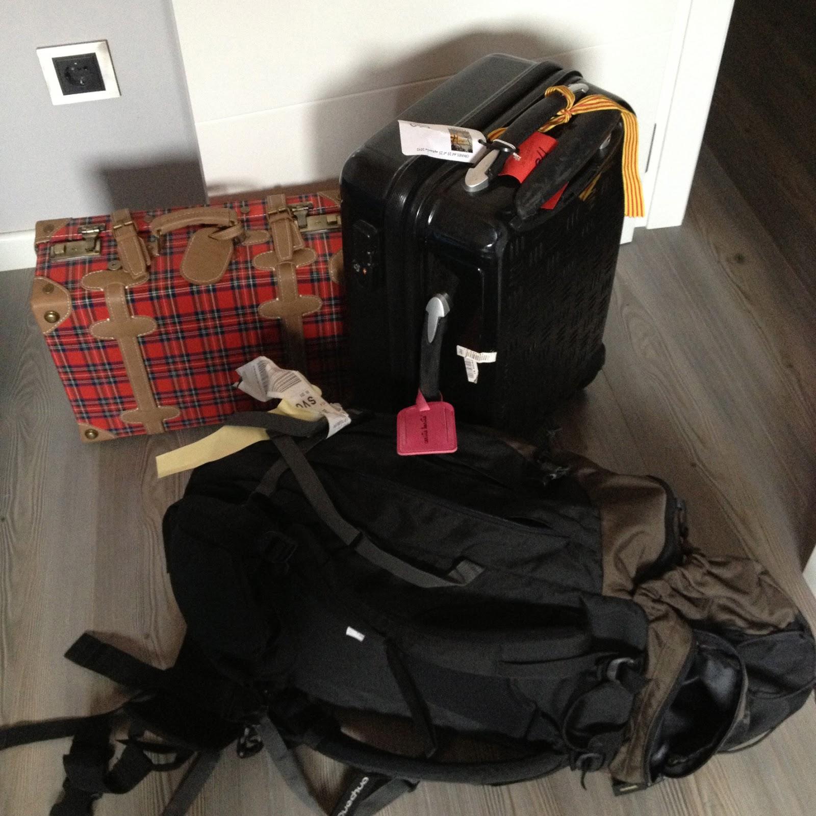El blog de carita bonita maletas - La casa de las maletas ...