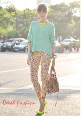 Busana Warna Pastel Menjadi Trend 2012 | Tips Fashion