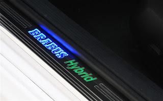 2011 Brabus Hybrid Logo