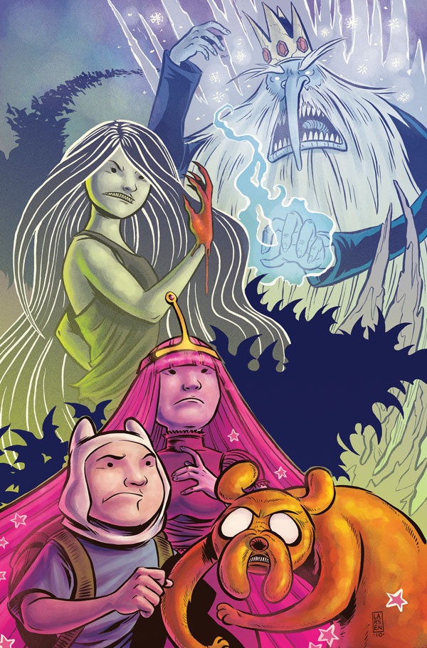 Adventure Time por liliesformary