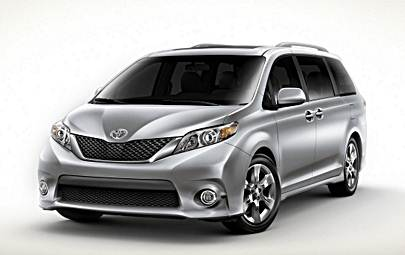 2017 Toyota Sienna Release Date Canada