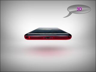 iPhone 11 concept 3D