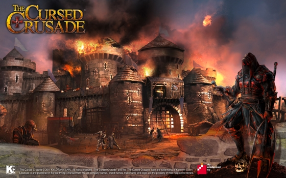The Cursed Crusade (PS3, Xbox 360, PC)
