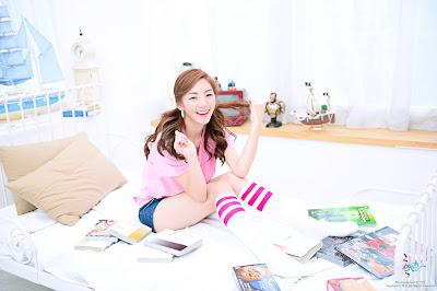 Chae Eun Innocent Cutie