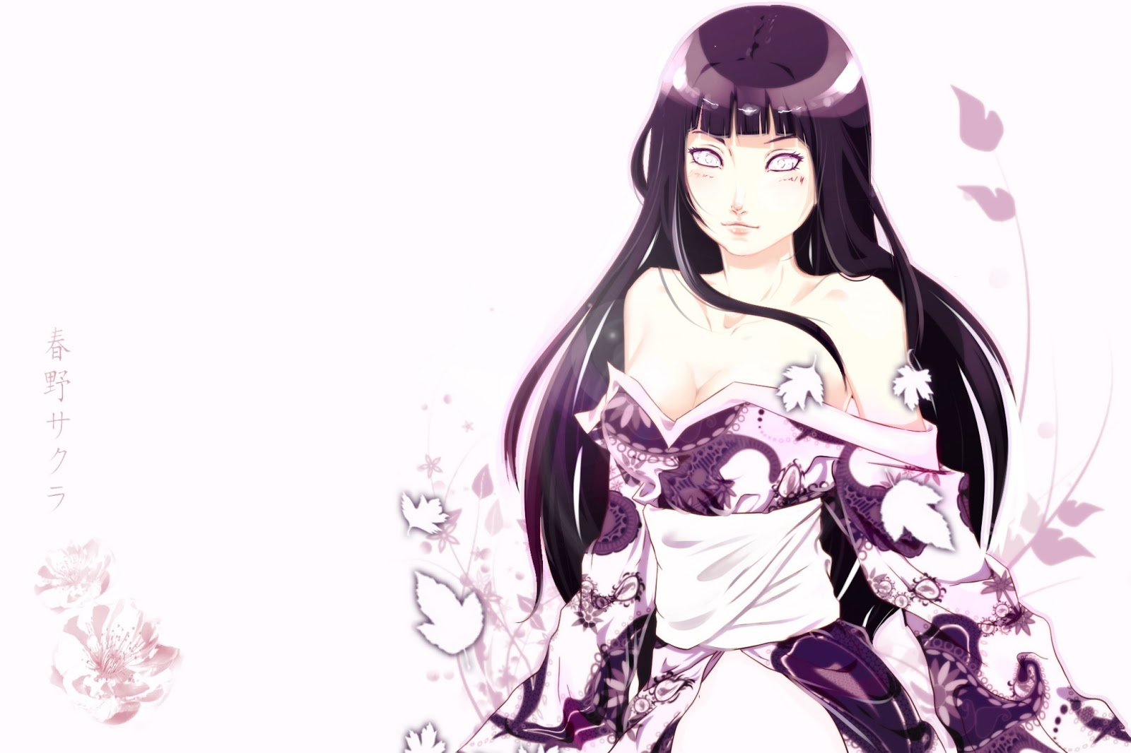 Naruto girls 6 wallpapers your daily anime wallpaper and fan art - Manga naruto shippuden ...