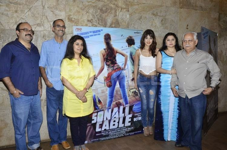 Trailer launch of 'Sonali Cable'