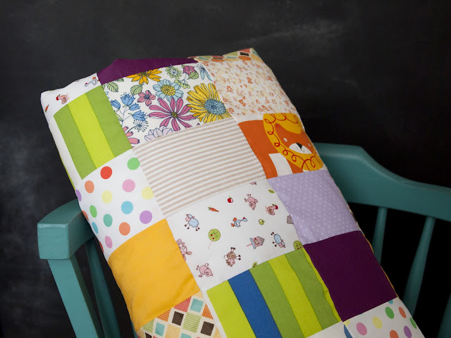 galiana street handmade patchwork bebe colores