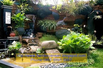 Tukang Taman Surabaya Relief klasik