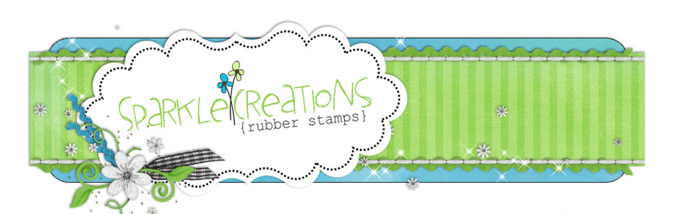 Sparkle Creations Rubber Stamps