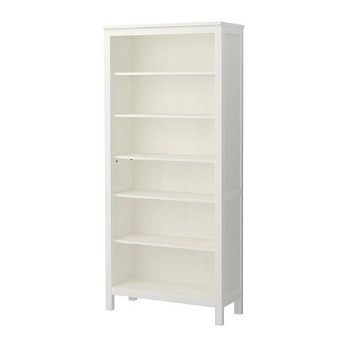 Customer Reviews: Ikea Hemnes Bookcase Black
