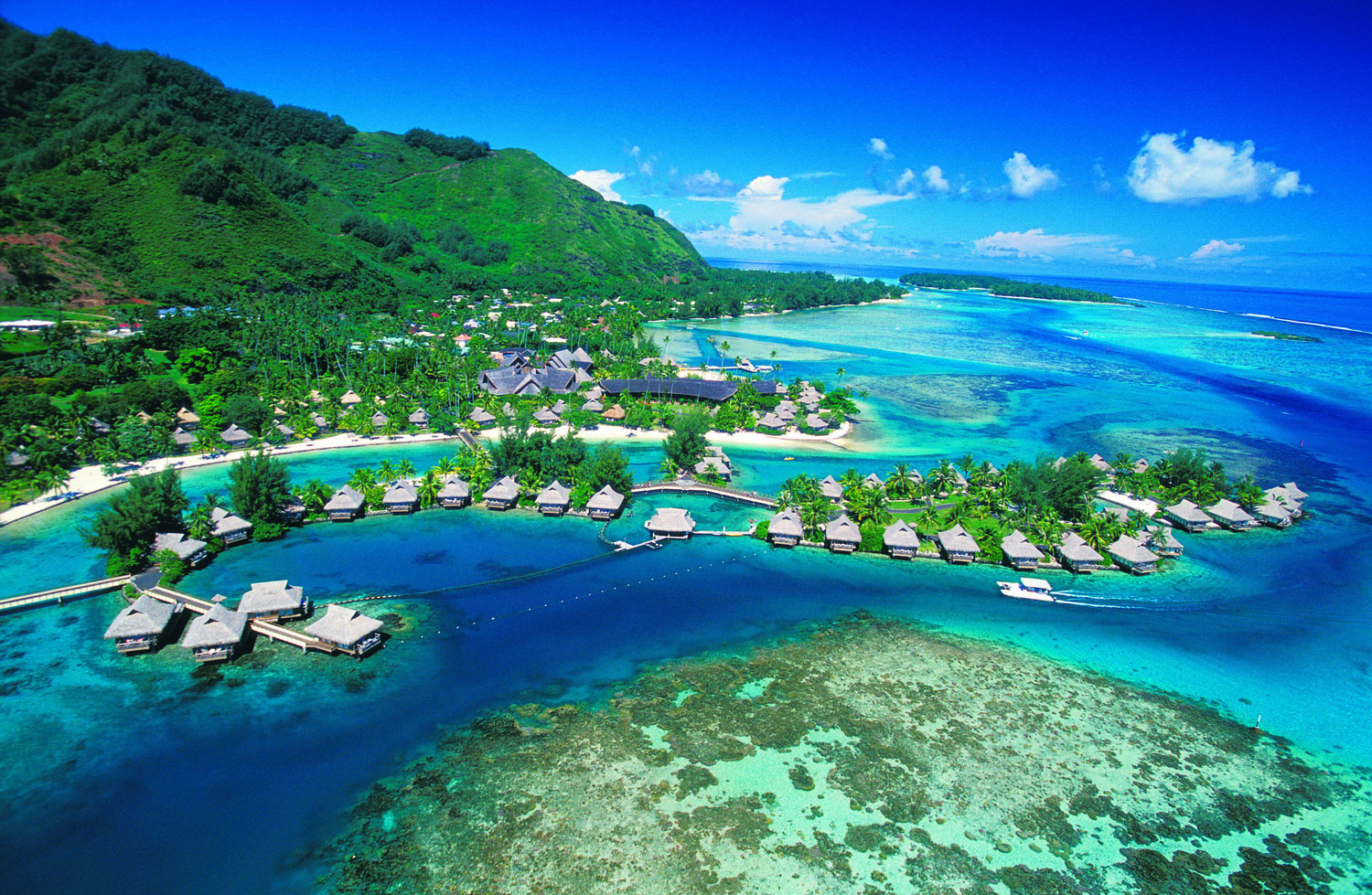 French polynesia style my beach for Best vacation in the world
