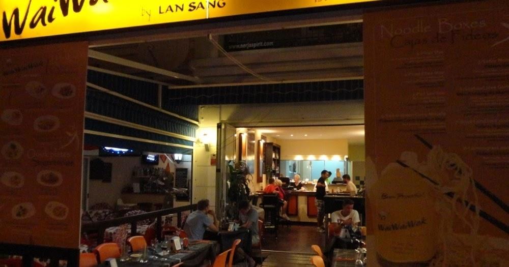 Wai wai wok cocina thai en nerja m laga - Wok 4 cocinas granollers ...