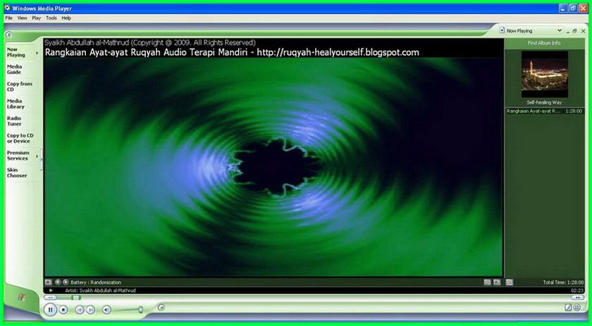 Rangkaian Ayat-ayat Ruqyah Audio Terapi Mandiri.MP3