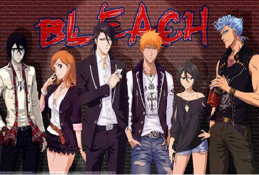 Bleach Episódios - Dublado